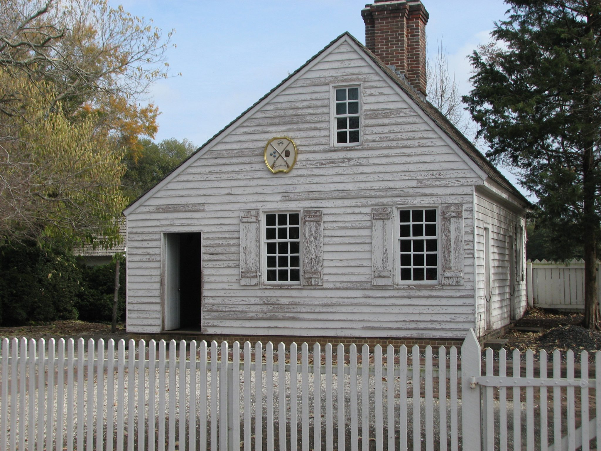 Colonial Williamsburg Home Plans