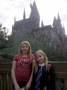 Zand L at Hogwarts